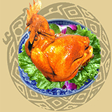 Dezhou grilled chicken